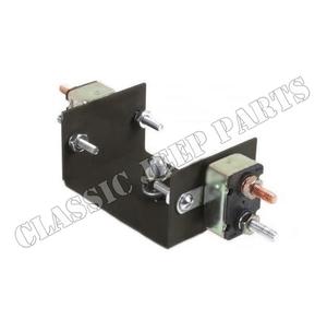Thermal circuit breaker 20 amp horn