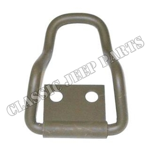Axe bracket rear