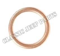Oil pump retainer gasket