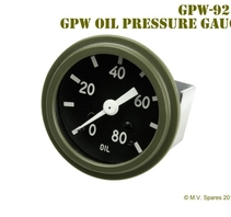Gauge oil pressure FORD GPW