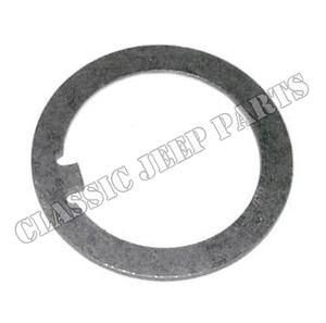 Wheel bearing lockwasher