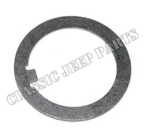 Wheel bearing lockwasher