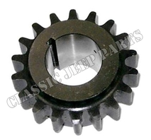 Crankshaft chain sprocket