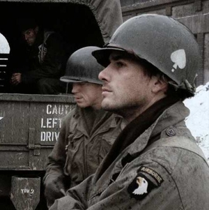 """506th Parachute Infantry Regiment """"Band Of Brothers"""""""