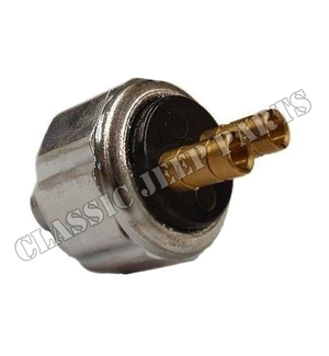 Brake switch master cylinder with female connectors