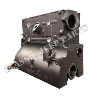 Motorblock 4 cyl sidventil för kamdrevsdrift NYTILLVERKAT