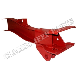"""Left front frame repair 18"""" WILLYS MB"""