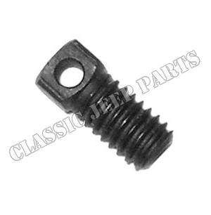 Screw set shift lever pivot pin D18