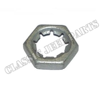 "Connecting rod cap lock nut 3/8""-24"