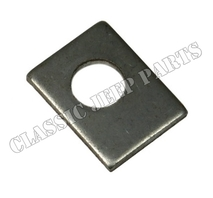 Intermediate shaft lock plate D18