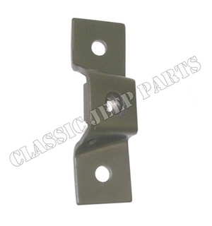 Windshield pivot bracket