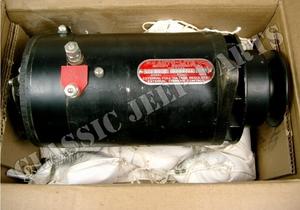 Generator 6 volt 40 amp GEG-5101-D NOS I orginalkartong