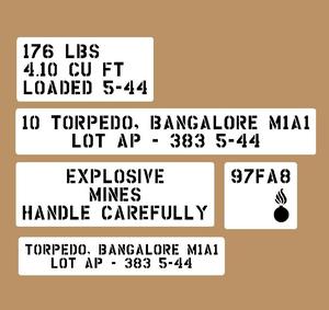 Bangalore torpedo