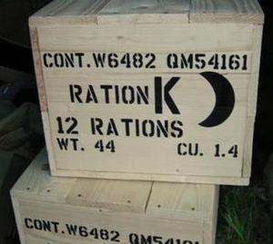 Field Ration K
