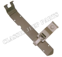 Grease gun bracket