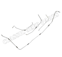 Fuel line kit consist of WO-A1366/67/68/69