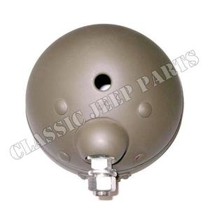 Headlamp housing FORD GPW F-script