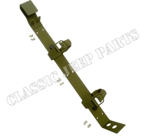 Decontaminator bracket with correct screws washers and nuts