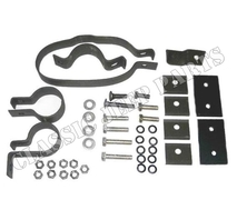 Clamp kit muffler standard WILLYS MB FORD GPW