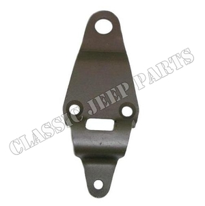 Top bow bracket rear WILLYS MB