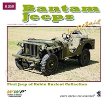 Bantam Jeeps in detail 48 pages