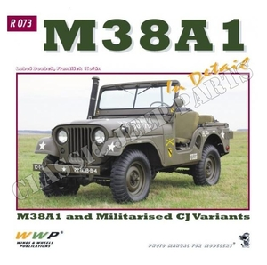 M38A1 Jeeps In Detail 107 sidor