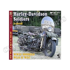 H.D. WWII Motorcycles In Detail 47 sidor