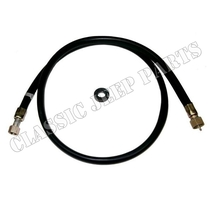 Speedometer cable waterproof M38 M38A1