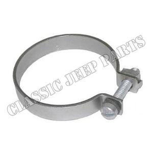 Carburator pipe clamp