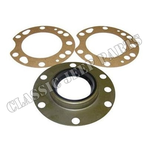 Axle shaft grease retainer seal set all rear axles 1946-1961
