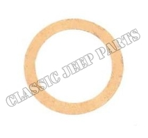 Output clutch shaft oil seal gasket D18