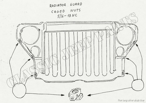 """Caged nut 5/16""""-18  front seats to floor rear foot rests and grille MADE IN ENGLAND"""