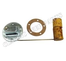 Nivågivare bränsletank med packning CJ2A CJ3A tidig CJ3B 6 och 12 volt