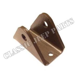 Frame bracket spring pivot