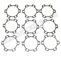 Universal joint adjusting shim kit