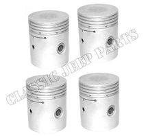 Piston and pin set .050 oversize