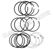Piston ring set .010 oversize