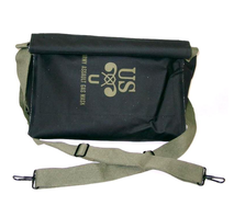 Army assault gas mask bag M7