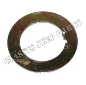Lockwasher wheel bearing nut