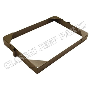 Battery cover FORD GPW F-script