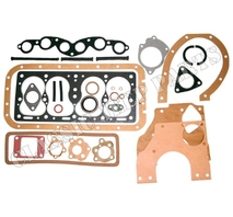 Gasket set 4 cyl L-head engine overhaul with SEAL TESTED cylinder head gasket