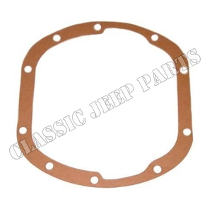 Differential housing cover gasket