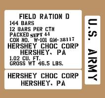 Field Ration D
