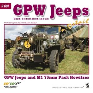 GPW Jeeps In Detail 72 sidor