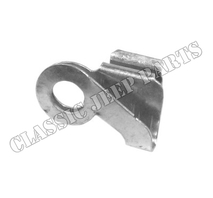 Clip throttle connector rod Carter carburator