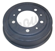 "Front and rear brake drum 9"" WILLYS CJ3B CJ5 CJ6 M38 M38A1"