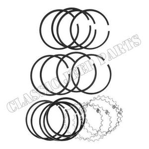 Piston ring set .040 oversize