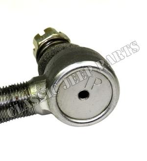 Tie rod socket left hand tread WILLYS MB TP-Script