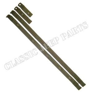 Tank strap kit WILLYS MB