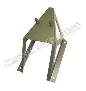 Spare wheel carrier 2 studs  WILLYS MB